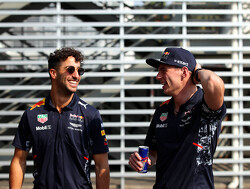Verstappen wants to keep Ricciardo as teammate