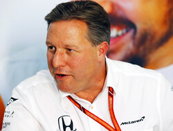 "Zak Brown and McLaren eager ""to get back into winning ways"""