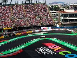 F1 drivers reminded over Mexico run off