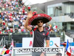 Romain Grosjean happy to 'grow up' with Haas F1