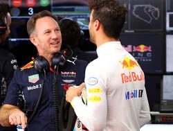 Horner laat proefballonnetje op over opvolging Ricciardo