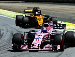 Sergio Perez in gesprek met Renault als vervanger Sainz