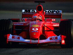 Historie: Michael Schumacher Special: Deel 5 - De oppermachtige Ferrari jaren