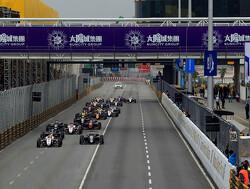 FIA Formule 3 gaat niet voor kampioenschap meetellende race rijden op Macau