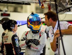 24 uur Daytona: Auto Fernando Alonso verliest veel tijd, ook problemen voor Renger van der Zande