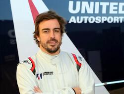 Alonso zeer tevreden over IndyCar test