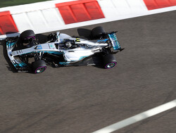 Bottas beats Hamilton as Mercedes dominate in Abu Dhabi