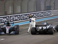Hamilton expecting stronger Bottas in 2018
