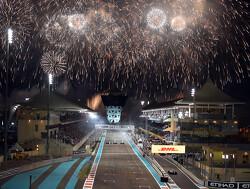 Williams-coureurs vinden ambiance van Abu Dhabi mooier dan het circuit