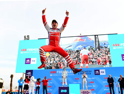 Rosenqvist eyes Formula E success to reach F1
