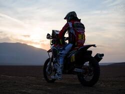 Branch pakt eerste etappezege bij motoren tijdens tweede etappe Dakar