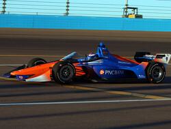 Graham Rahal snelste tijdens avondtest Phoenix