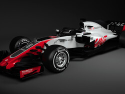Haas launch 2018 challenger, the VF18