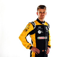Nico Hülkenberg mikt met Renault op vierde positie