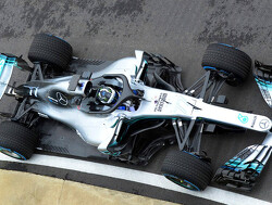 Mercedes reveals W09 EQ Power+ at Silverstone