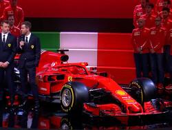 Ferrari onthult de nieuwe Ferrari-auto op 15 februari