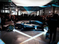 Mercedes wint Laureus Award voor beste sportteam van 2017
