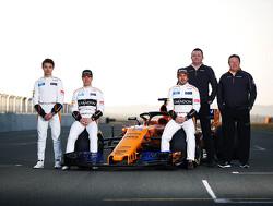 McLaren lijdt £10 miljoen verlies over 2017