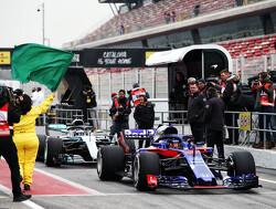 Formule 1 zendt wintertests in 2019 voor het eerst live uit
