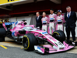 Force India still to reveal new name, 2018 car
