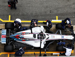 Williams: Martini not put off by young drivers
