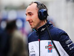 Kubica uitzinnig van vreugde vanwege terugkeer