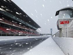 'Some worries' over pre-season testing weather