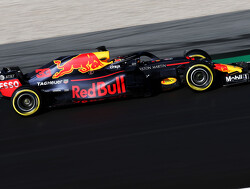 Red Bull Racing stays at Barcelona for filming day