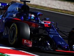 "Pierre Gasly: ""Necessary to give Honda time"""