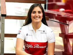 Sauber stelt Tatiana Calderon aan als testcoureur