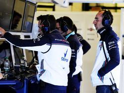 Stroll verwacht dat Kubica het team van Williams vooruit gaat helpen