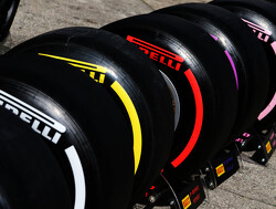 Tyre selections for the Spanish Grand Prix
