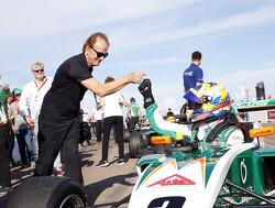 Mazda Road to Indy Banquet met Rinus van Kalmthout