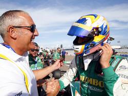 Rinus van Kalmthout wint openingsrace Asian Formula 3 Winterseries, Ticktum valt uit