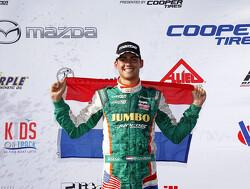 Van Kalmthout stroomt door naar Indy Lights met Juncos