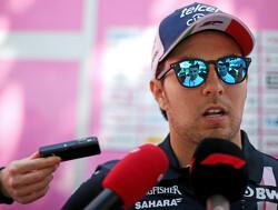 Sergio Perez vergelijkt situatie Verstappen met zijn tijd bij McLaren