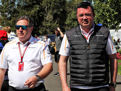Zak Brown denies McLaren juniors promised F1 debut