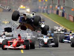 Terugblik: Webber debuteert met punten in Australische openingsrace 2002