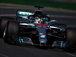 FP2: Hamilton stays ahead after second practice