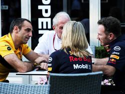 Cyril Abiteboul werkt aan plan B als Carlos Sainz na dit seizoen vertrekt