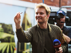 "Raikkonen ""cannot understand"" Rosberg's pundit role"