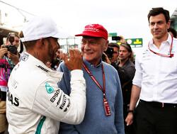 """Horner: """"Mercedes wordt zwakker zonder Lauda"""""""