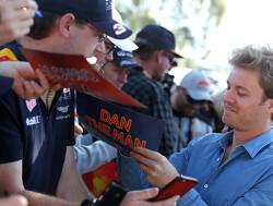 No top team wants Alonso - Rosberg