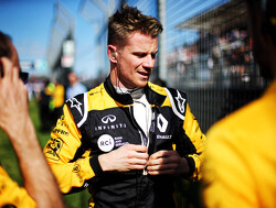"Hülkenberg: ""Gap to top teams bigger in 2018"""