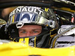 "Nico Hülkenberg: ""Renault ligt achter op schema"""