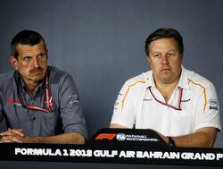 Onrust bij McLaren door Brown en Boullier