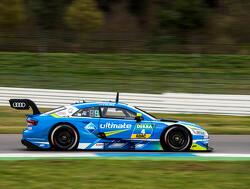 Frijns snelste Audi-coureur bij test in Hockenheim