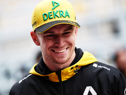 "Hulkenberg sees ""only positives"" with Ricciardo switch"