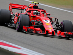 FP2: Raikkonen heads both Mercedes