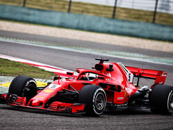 Vettel grabs pole position in China
